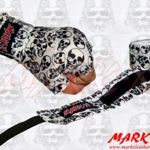 Cotton Hand Wraps Skull