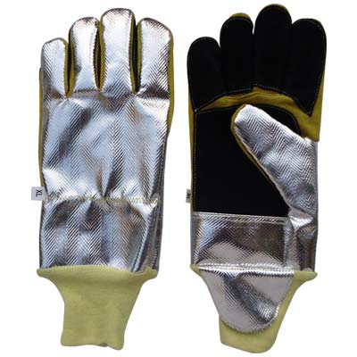 Gloves Aluminized MX-625